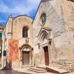 Church of St. Nicola dei Greci. Altamura. Puglia. Italy. — Stock Photo #64228607