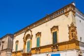 Carrieri palace. Fasano. Puglia. Italy. — Stockfoto