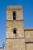 Cathedral Church of Acerenza. Basilicata. Southern Italy. — Stockfoto