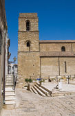 Cathedral of Acerenza. Basilicata. Italy. — Stockfoto