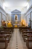 Iglesia de San antonio. Pietragalla. Basilicata. Italia. — Foto de Stock