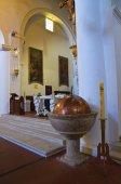 Iglesia de la madre de laterza. Puglia. Italia. — Foto de Stock