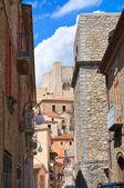Alleyway. Brienza. Basilicata. Italy. — Stock Photo