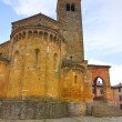 Collegiate Church of Castellarquato. Emilia Romagna. Italy. — Stock Photo #68485991