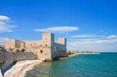 Castle of Trani. Puglia. Italy. — Stock Photo