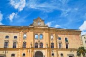 Annunziata palace. Matera. Basilicata. Italy. — Stock Photo