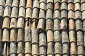 Tile roof. — Stock Photo