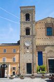 Church of St. Giuliano. Macerata. Marche. Italy. — Stock Photo