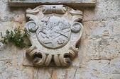 Coat-of-arms. Giovinazzo. Puglia. Italy. — Stock Photo