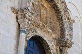 Cathedral Church of St. Nicola. Bari. Puglia. Italy. — Stock Photo