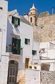 Alleyway. Locorotondo. Puglia. Italy. — 图库照片
