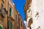 Alleyway. Molfetta. Puglia. Italy. — Stockfoto