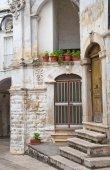 Church of St. Stefano. Molfetta. Puglia. Italy. — Stock Photo