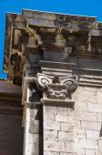 Monte di Pietà Kirche. Barletta. Puglia. Italien. — Stockfoto