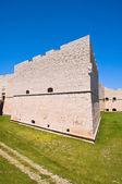 Castle of Barletta. Puglia. Italy. — Stock Photo