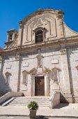 Église du Carmine. Barletta. Puglia. Italie. — Photo