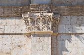 Church of Carmine. Barletta. Puglia. Italy. — Stock Photo
