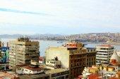Panorama of Valparaiso - Chile, Latin America — Stockfoto