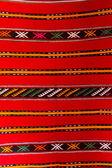 Traditionelle Orientteppich in Ait-Ben-Haddou, Marokko — Stockfoto
