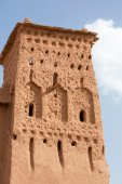 Ait Ben Haddou medieval Kasbah in Morocco — Stock Photo