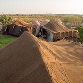 在索维拉,摩洛哥的柏柏尔帐篷 — 图库照片