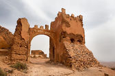 Old colonial fort in Morocco — Stock Photo