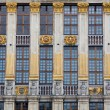 Ornate building of Grand Place in Brussels — Stock Photo #57544553