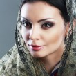 Indian woman face — Stock Photo #73903639