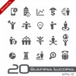 Business Icon Set -- Basics — Stock Vector #67593053