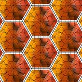 Seamless  gemstone vector pattern — Stock Vector