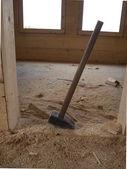 Large hammer — Stock Photo