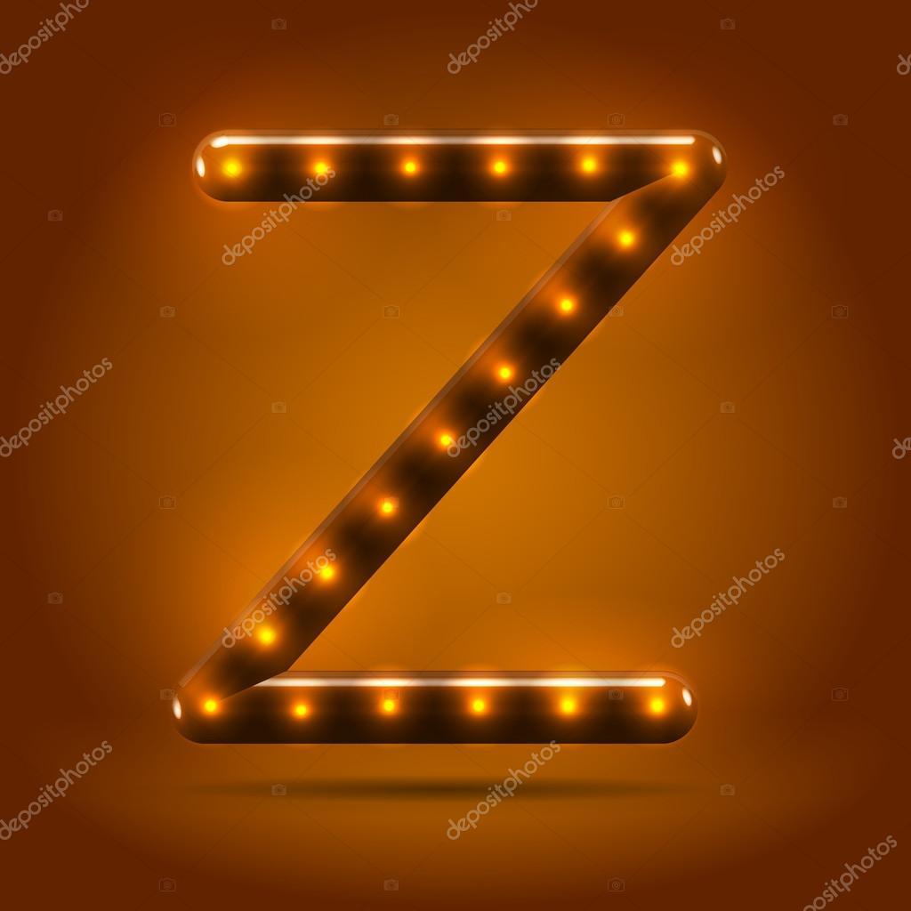 Lettre z majuscule image vectorielle 53457889 - Z en majuscule ...