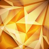 Abstrakt geometrisk bakgrund. vektor — Stockvektor