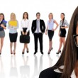 Young business team — Stock Photo #77268308