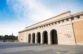 Auseres Burgtor Gate in Vienna — 图库照片