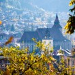 View of Brasov old city located in the central part of Romania — Stock Photo #61461921