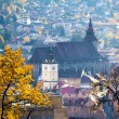 View of Brasov old city located in the central part of Romania — Stock Photo #61461963