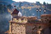 "Old fortress ""Cetatuia"", Brasov, Romania — Stock Photo"