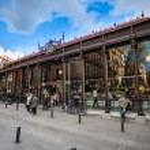 San Miguel Market (Mercado San Miguel) on city centre of Madrid — Stock Photo #63326853