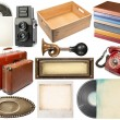 Vintage objects — Stock Photo #61486503
