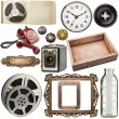 Vintage objects — Stock Photo #61487897