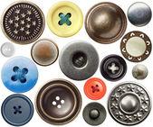 Dikiş düğmeleri — Stok fotoğraf