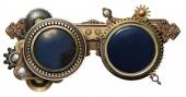 Lunettes steampunk — Photo