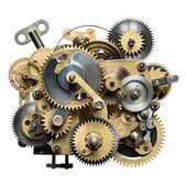 Mecanismo de relojería — Foto de Stock