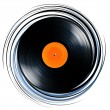 Vinyl record — Stock Photo #61492411