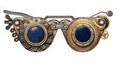 Steampunk bril — Stockfoto