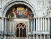 St Mark's Basilica — Stock Photo