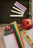 Student supplies — Stock Photo