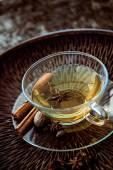 Spiced tea — Stock Photo