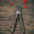 Valentines dinner — Stock Photo #62202179